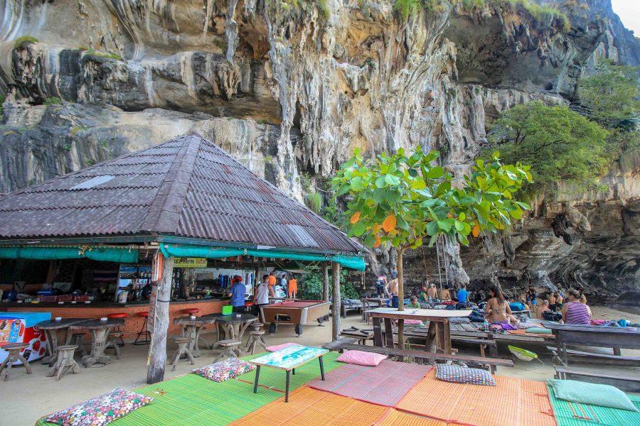 KRABI Ton Sai Beach