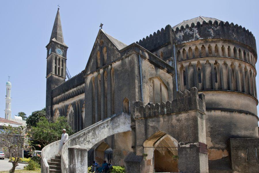 Zanzibar Anglican Cathedral